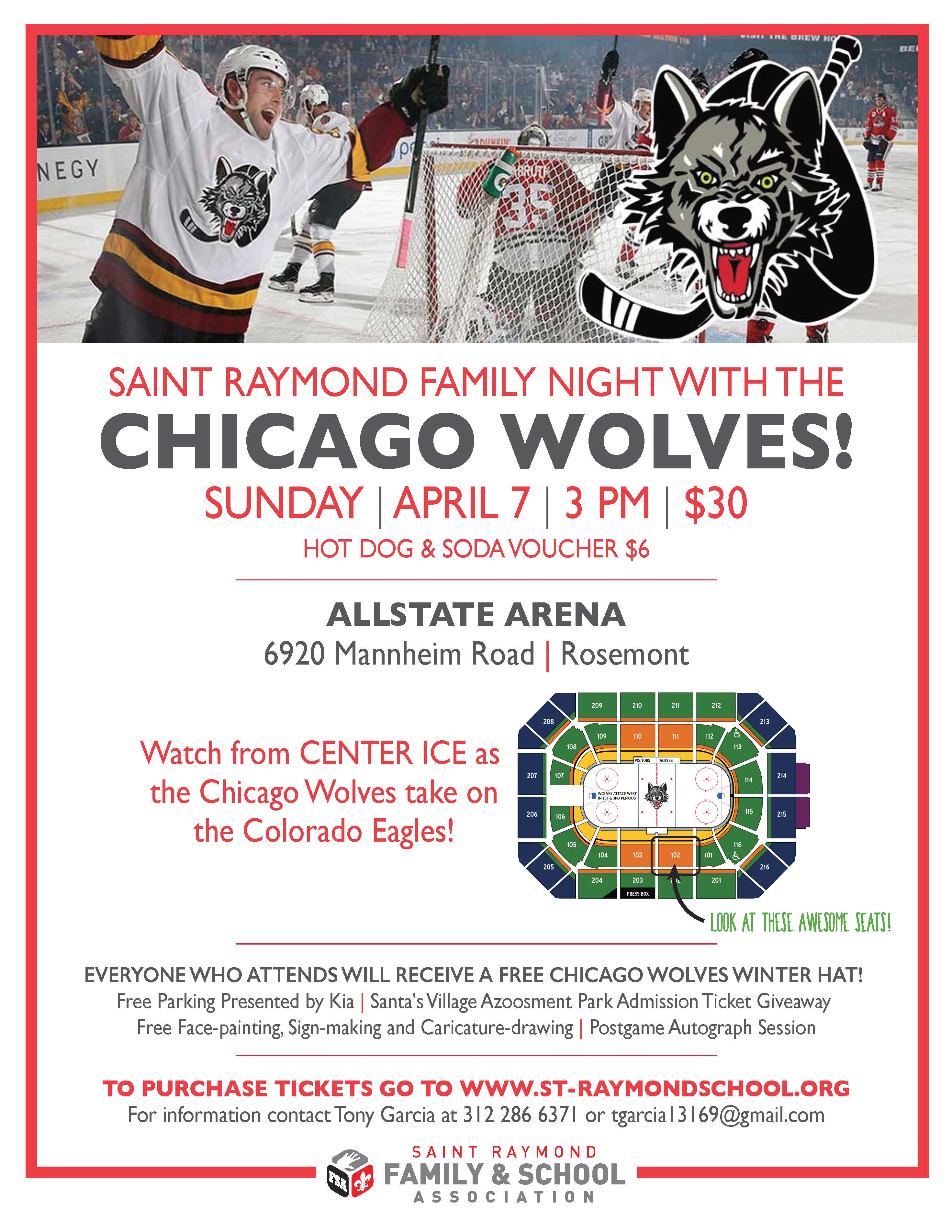 9dee330c36c8c Grab your tickets now to be part of this fun family event at the Wolves  Game! Order here: https://payit.nelnet.net/form/DmrBDYvG